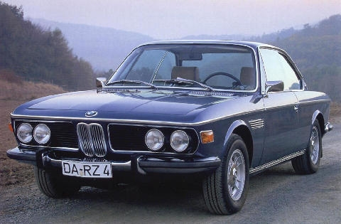 BMW / 3,0 L, LS, S, Si, CS, CS/L,CSi / 71-77