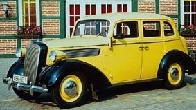 OPEL / Super Six / -36-